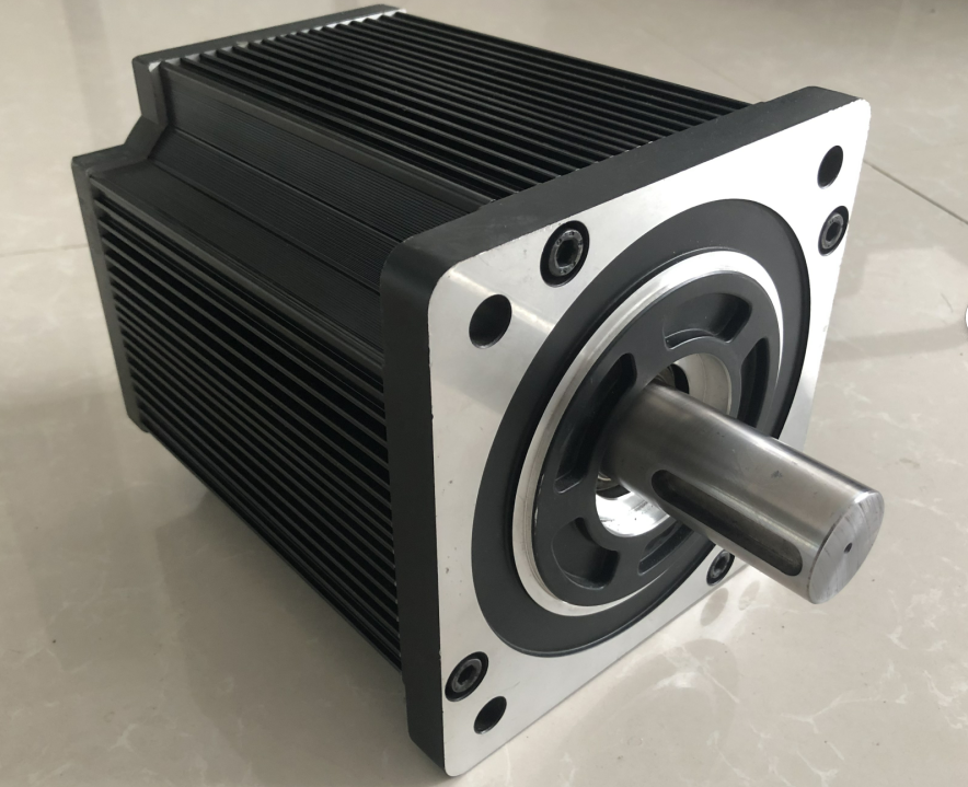 26 Poles 180*180 mm Frame Brushless DC Motor